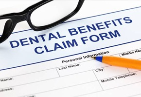 Dental benefit forms