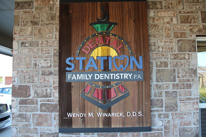 Dental Station Family Dentistry logo